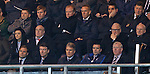 Rangers directors look on unimpressed