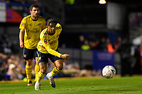 Reiss Nelson of Arsenal during Portsmouth vs Arsenal, Emirates FA Cup Football at Fratton Park on 2nd March 2020