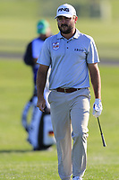 Stephan Jaeger (GER) on the 6th green during Sunday's Final Round of the 2018 AT&amp;T Pebble Beach Pro-Am, held on Pebble Beach Golf Course, Monterey,  California, USA. 11th February 2018.<br /> Picture: Eoin Clarke | Golffile<br /> <br /> <br /> All photos usage must carry mandatory copyright credit (&copy; Golffile | Eoin Clarke)