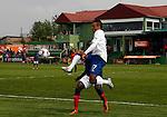 Soccer, UEFA U-17.France Vs. England.Nathan Redmond.Indjija, 03.05.2011..foto: Srdjan Stevanovic