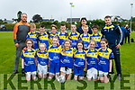 CLG CUL Castleisland at the Scartaglin GAA Memorial blitz for the late Jack Rahilly on Saturday