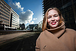 BRUSSELS - BELGIUM - 04 December 2018 -- Anna-Kaisa ITKONEN, Spokesperson for climate action and energy the EU Commission. -- PHOTO: Juha ROININEN / EUP-IMAGES