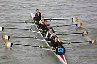 Crew: 23   Oratory School Boat Club   School first 8<br /> <br /> Schools' Head of the River 2018<br /> <br /> To purchase this photo, or to see pricing information for Prints and Downloads, click the blue 'Add to Cart' button at the top-right of the page.
