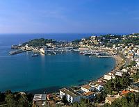 Spanien, Balearen, Mallorca, Port de Soller | Spain, Balearic Islands, Mallorca, Port de Soller