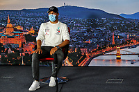 16th July 2020, Hungaroring, Budapest, Hungary; F1 Grand Prix of Hungary, drivers arrival and track inspection day;  77 Valtteri Bottas FIN, Mercedes-AMG Petronas Formula One Team