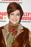 """LOS ANGELES - JAN 18:  Carolyn Hennesy at the 40th Anniversary of """"Knots Landing"""" Exhibit at the Hollywood Museum on January 18, 2020 in Los Angeles, CA"""
