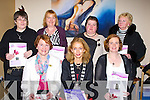 WOMEN; The Tralee Women Resourse Centre who launched the Womens Voices at Rubins Restaurant, Tralee on Saturday.. Front l-r: Bridget Moriarty, Miriam McGillycuddy, mayor of Tralee and Mairead Hanrahan. Back l-r: Josephine Hassett,Joan Courtney,Ellen O'Sullivan and Mary Ita O'Connor-Ward..    Copyright Kerry's Eye 2008