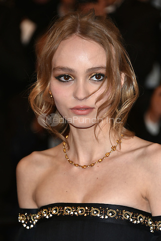 Lily-Rose Depp<br /> arrivals at 'La Danseuse'  (The Dancer) screening during the 69th International Cannes Film Festival, France<br /> May 13, 2016<br /> CAP/PL<br /> &copy;Phil Loftus/Capital Pictures /MediaPunch ***NORTH AND SOUTH AMERICA ONLY***