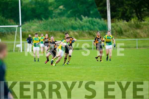 Mitchels Stephen O'Mahony at the County League Div 1 match John Mitchels V Austin Stacks at John Mitchels GAA sports complex on Sunday