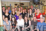 Annette Nagle Castlemaine seated forth from right celebrated her 30th birthday with her family and friends in the Fa?ilte Hotel Killarney on Saturday night   Copyright Kerry's Eye 2008