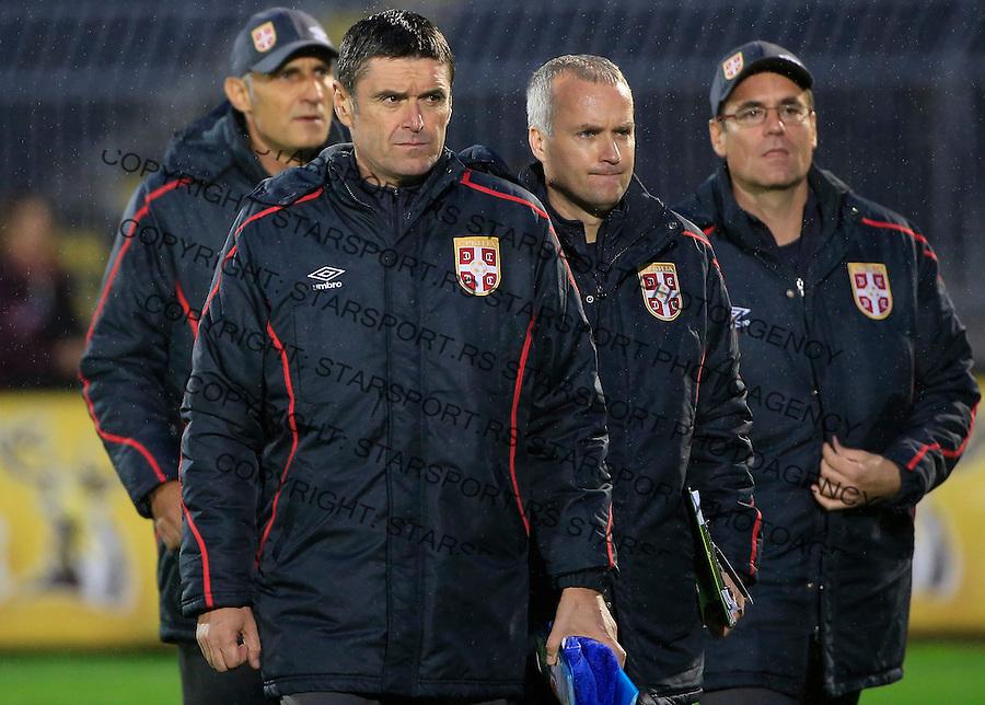 Fudbal, kvalifikacije za UEFA EURO 2016 qualifiers-Qualifying round - Group I<br /> Srbija v Portugal<br /> Branko Vukasinovic (L)<br /> Beograd, 11.10.2015.<br /> foto: Srdjan Stevanovic/Starsportphoto &copy;