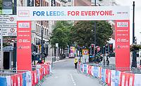 Picture by Allan McKenzie/SWpix.com - 10/09/17 - Commercial - Cycling - HSBC UK City Ride Leeds - Leeds, England - HSBC UK, City Ride, branding.