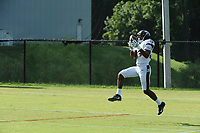 Ravens last Sunday of training camp was held at Under Armour Performance Center in Owings Mills.