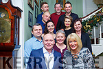 Staff of TomBet Building company attending their Christmas party at the Listowel Arms Hotel on Saturday night last.