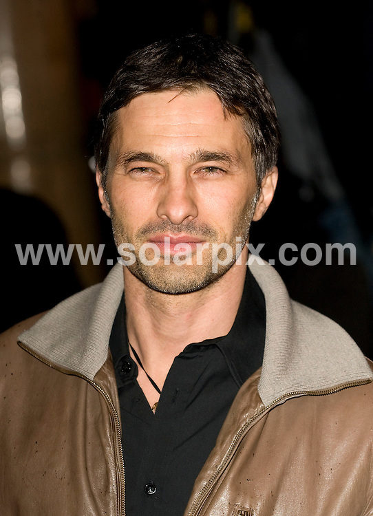 **ALL ROUND PICTURES FROM SOLARPIX.COM** .**WORLDWIDE SYNDICATION RIGHTS**.Guest arrivals for the UK premiere of the film Body Of Lies, held at Vue West End, 3 Cranbourn Street, London, UK. 6th November 2008..This pic: Ali Suliman..JOB REF: 7809 SSD DATE: 06_11_2008 .**MUST CREDIT SOLARPIX.COM OR DOUBLE FEE WILL BE CHARGED* *UNDER NO CIRCUMSTANCES IS THIS IMAGE TO BE REPRODUCED FOR ANY ONLINE EDITION WITHOUT PRIOR PERMISSION*
