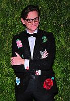 NEW YORK, NY - November 5: Hamish Bowles attends FDA / Vogue Fashion Fund 15th Anniversary event at Brooklyn Navy Yard on November 5, 2018 in Brooklyn, New York <br /> CAP/MPI/PAL<br /> &copy;PAL/MPI/Capital Pictures