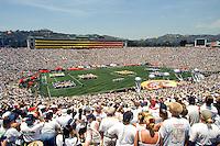.Women's World Cup 1999, Pasadena, California, July 10, 1999.