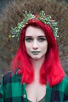 Beautiful Shelby, Emerald City Comicon, Seattle, WA, USA.