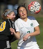 Macomb Lutheran at Cranbrook, Girls Varsity Soccer, 4/14/16