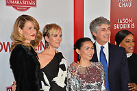 Laura Dern, Kristen Wiig, Hong Chau, Alexander Payne &amp; Niecy Nash at the special screening of &quot;Downsizing&quot; at the Regency Village Theatre, Westwood, USA 18 Dec. 2017<br /> Picture: Paul Smith/Featureflash/SilverHub 0208 004 5359 sales@silverhubmedia.com