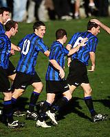 090725 Chatham Cup Football - Miramar v Waitakere