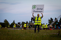 Security showing places for every sub-camps. Photo: Mikko Roininen / Scouterna