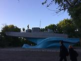 Stadtpark Mariupol, Jugend in Mariupol
