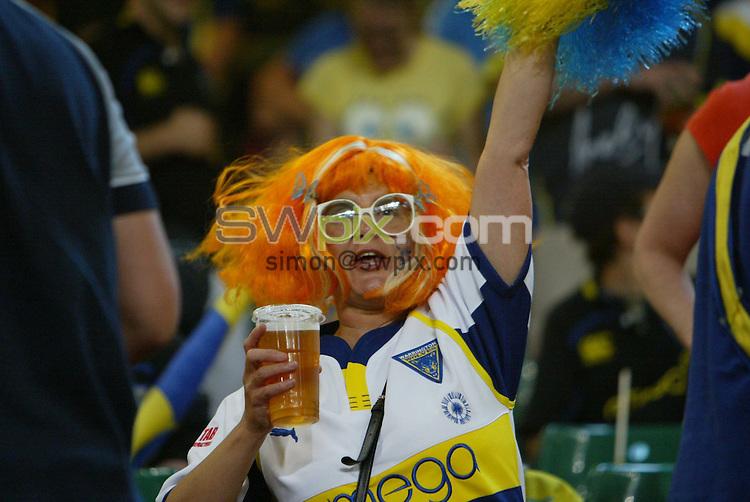 PICTURE BY SIMON WILKINSON/SWPIX.COM -  Rugby League - Super League - Millennium Magic Weekend - Cardiff, England - 05/05/07...Copyright - Simon Wilkinson - 07811 267706...Millennium MagicMania.