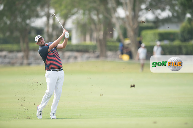 Marc Leishman (AUS) during the final round of the Australian PGA Championship, Royal Pines Resort Golf Course, Benowa, Queensland, Australia. 02/12/2018<br /> Picture: Golffile | Anthony Powter<br /> <br /> <br /> All photo usage must carry mandatory copyright credit (&copy; Golffile | Anthony Powter)