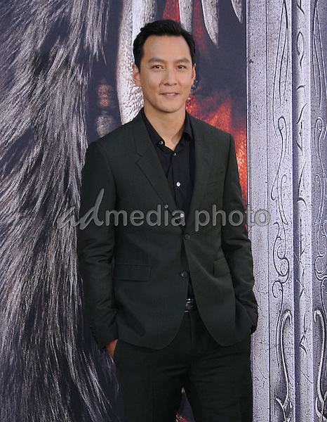 "06 June 2016 - Hollywood, California - Daniel Wu. Arrivals for the Premiere Of Legendary Pictures and Universal Pictures' ""Warcraft"" held at the TCL Chinese Theater IMAX. Photo Credit: Birdie Thompson/AdMedia"
