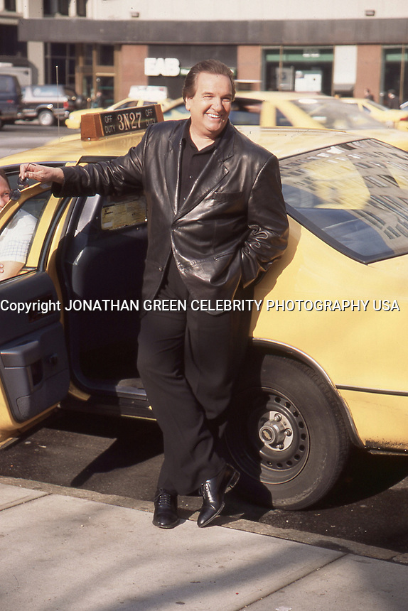 Danny Aiello NYC 1997 by Jonathan Green