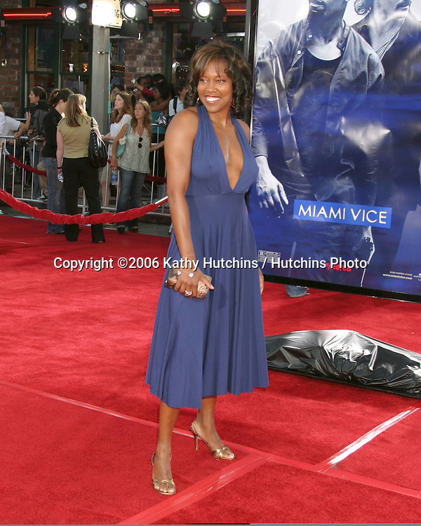 "Regina King.""Miami Vice"" Premiere.Mann's Village Theater.Westwood, CA.July 20, 2006.©2006 Kathy Hutchins / Hutchins Photo...."