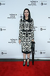 "Jill Kargman arrives at the Clive Davis: ""The Soundtrack Of Our Lives"" world premiere for the Opening Night of the 2017 TriBeCa Film Festival on April 19, 2017 at Radio City Music Hall."