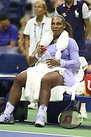 Serena Williams<br /> Tennis US open 8-29-2018<br /> Photo by John Barrett/PHOTOlink.net