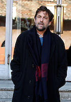 Il regista ed attore Nanni Moretti ritratto a Roma, 29 febbraio 2012..Italian director Nanni Moretti portrayed in Rome, 29 february 2012..UPDATE IMAGES PRESS/Riccardo De Luca