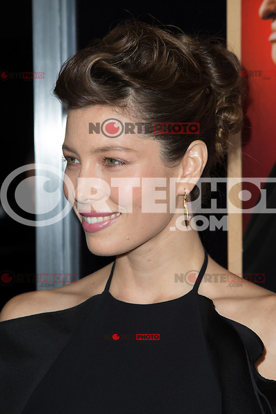 """November 20, 2012 - Beverly Hills, California - Jessica Biel at the """"Hitchcock"""" Los Angeles Premiere held at the Academy of Motion Picture Arts and Sciences Samuel Goldwyn Theater. Photo Credit: Colin/Starlite/MediaPunch Inc"""