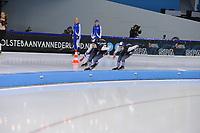 SCHAATSEN: HEERENVEEN: 23-03-2017, IJsstadion Thialf, Finale NK Scholenploegenachtervolging, ©foto Martin de Jong