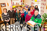 Residents of Alderwood Road gave a farewell to retiring Postman Michael Burrows after 50 years Service with An Post on Tuesday