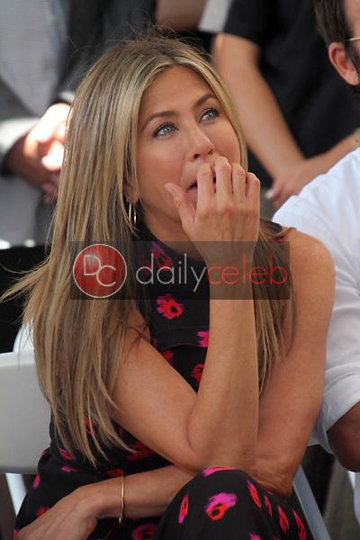 Jennifer Aniston<br /> at the Jason Bateman Star on the Hollywood Walk of Fame, Hollywood, CA 07-26-17<br /> David Edwards/DailyCeleb.com 818-249-4998