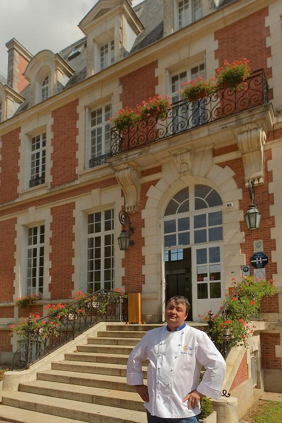 Chef du Chateau de la Cazinne