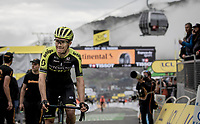 shortened stage 20: Albertville to Val Thorens (59km in stead of the original 130km due to landslides/bad weather)<br /> 106th Tour de France 2019 (2.UWT)<br /> <br /> ©kramon