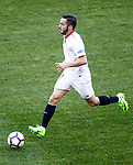 Sevilla FC's Pablo Sarabia during La Liga match. March 19,2017. (ALTERPHOTOS/Acero)