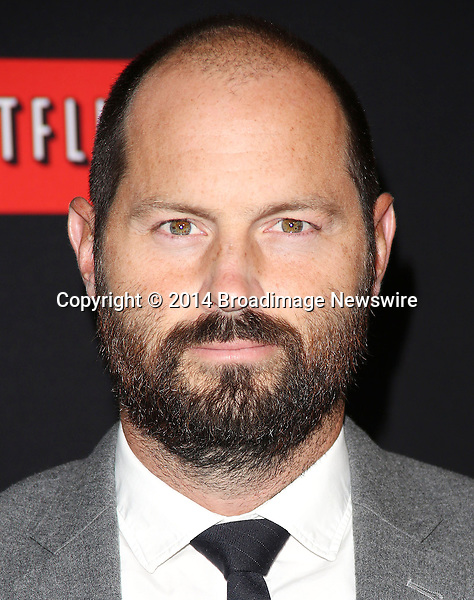 Pictured: Jay Carson <br /> Mandatory Credit &copy; Frederick Taylor/Broadimage<br /> &quot;House Of Cards&quot; - Season 2 Special Screening<br /> <br /> 2/13/14, Los Angeles, California, United States of America<br /> <br /> Broadimage Newswire<br /> Los Angeles 1+  (310) 301-1027<br /> New York      1+  (646) 827-9134<br /> sales@broadimage.com<br /> http://www.broadimage.com
