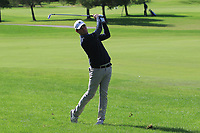 Cormack Sharvin (NIR) on the 10th fairway during the Pro-Am of the Challenge Tour Grand Final 2019 at Club de Golf Alcanada, Port d'Alcúdia, Mallorca, Spain on Wednesday 6th November 2019.<br /> Picture:  Thos Caffrey / Golffile<br /> <br /> All photo usage must carry mandatory copyright credit (© Golffile | Thos Caffrey)
