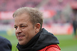 09.03.2019, RheinEnergieStadion, Koeln, GER, 2. FBL, 1.FC Koeln vs. Arminia Bielefeld,<br />  <br /> DFL regulations prohibit any use of photographs as image sequences and/or quasi-video<br /> <br /> im Bild / picture shows: <br /> Markus Anfang Trainer, Headcoach (1.FC Koeln),<br /> <br /> Foto &copy; nordphoto / Meuter