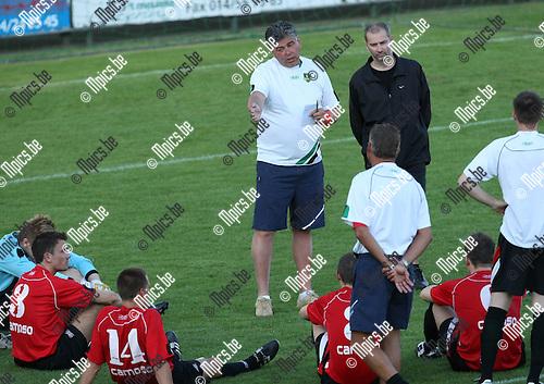 2009-09-07 / Voetbal / seizoen 2009-2010 / Schoten SK / Patrick Hanson..Foto: Maarten Straetemans (SMB)