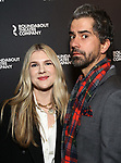 "Lily Rabe and Hamish Linklater attends the Broadway Opening Night of  ""Kiss Me, Kate""  at Studio 54 on March 14, 2019 in New York City."