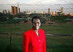 Grace Mitoko, gender expert for the Ministry of Agriculture, in Nairobi, Kenya.
