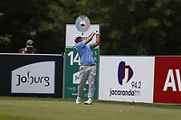 Kurt Kitayama (USA) during the 3rd round of the SA Open, Randpark Golf Club, Johannesburg, Gauteng, South Africa. 8/12/18<br /> Picture: Golffile | Tyrone Winfield<br /> <br /> <br /> All photo usage must carry mandatory copyright credit (© Golffile | Tyrone Winfield)