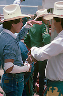 May 6th to 13th, 1985 in Navajo Reserve, AZ.  Rodeo held in Kayenta north of Tuba City, AZ. The very traditional Navajo Indians have adopted the Western Rodeo which has now become a part of their culture.